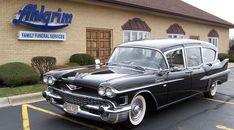 1958 Cadillac DeVille Hearse