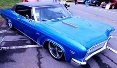 1966 chevrolet caprice 350 build