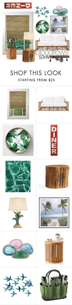 """""""hawaii maybe?"""" by zenaldanavas ❤ liked on Polyvore featuring interior, interiors, interior design, home, home decor, interior decorating, Serena & Lily, Pottery Barn, Pacific Coast and Times Two Design"""