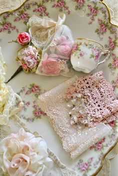 ❥ Jennelise: Luscious Ribbons and Trims