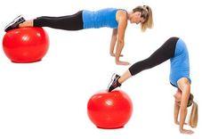 7. Total Body Ball Pike