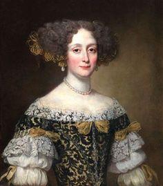 Anna Caffarelli Minuttiba, Jacob Ferdinand Voet
