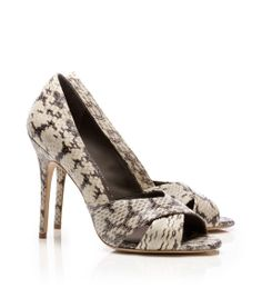 d9841885aca Bridal Shoes High Heel Shoes C. Gucci Kelis Platform Sandals. See more.  toryburch.com Snake Skin Shoes