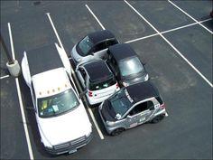 parkeren voor 4