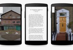 Google and Visual Editions created a new kind of interactive mobile book.