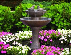 Plants and Things USA uses only American Made cast stone fountains.Using American made cast stone products allows us to keep a great inventory and the abilityto order products that we do not stock. Choose the finish coloryou want and we can make it. Plants and Things USA knows style. It's an expression and a direction; it's how you define you and your world. Let your journey begin at Plants and Things USA. From traditional to trendy, from classic to contemporary, Pl