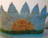 Sunrise Waldorf Birthday or Festival Crown - DIY instead