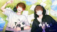 埋め込み Manga Illustration, Death Note, Anime Guys, Character Design, Geek Stuff, Fandoms, Artist, Twins, Geek Things