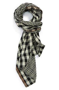 Black.White. Cozy--two different fabrics