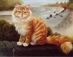 Passion-Old Prints Antique, Vintage, Retro ... and various crafts: Sweet Kittens