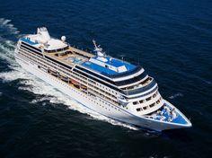 Midsize Cruise Ship Lines #3: Azamara Club Cruises