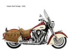... 2009 Indian Chief Vintage Motorcycle