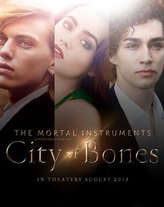 City of Bones.... Why do I like this sooo much:)?!?!?