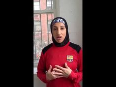 Shireen Ahmed on being a Canadian-Muslim athlete