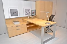 Office environment, Chicago NeoCon 2013 Teknion Showroom