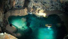 Τα τερτίπια της φύσης: Το γεωλογικό φαινόμενο στην Πελοπόννησο που προκαλεί δέος – Μοναδικό στο είδος του σε ολόκληρο τον κόσμο! – Γαργαλιάνοι Online – Οι ειδήσεις και τα νέα της Μεσσηνίας και της Πελοποννήσου στην ώρα τους!