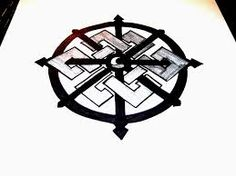Image result for dharma wheel tattoo