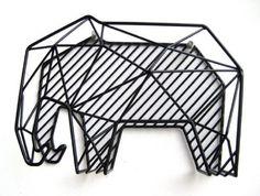 Kikkerland Elephant Organizer $20
