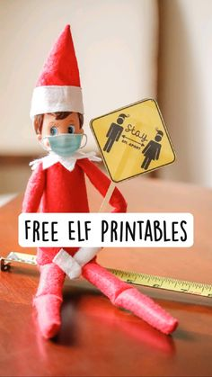 Christmas Activities, Christmas Printables, Christmas Traditions, Christmas Makes, Halloween Christmas, Xmas, Elf On The Self, The Elf, Holiday Crafts