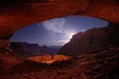Photograph Cosmic Cliff Dwelling by Shane McDermott on 500px