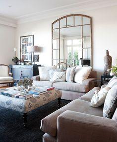 Спокойные и нежные интерьеры от декоратора Imogen Naylor