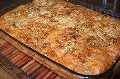 Crescent Sausage and Potato Brunch Bake   FRIEND ME on Facebook. I am always posting awesome stuff! https://www.facebook.com/carriemlorentz  INGREDIENTS Nutrition SERVINGS 8-10 UNITS US 10 large eggs 1⁄3 cup half-and-half or 1⁄3 cup full-fat milk salt and pepper 1 (8 ounce) can refrigerated crescent dinner rolls 1⁄4 cup grated parmesan cheese (or to taste) 1 lb small pork sausage (you can use more if desired, and Italian sausages can be replaced for the breakfast sausages) 4 cups frozen hash...