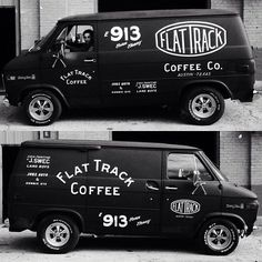 Alternative way to advertise/brand on a vehicle. Vehicle Signage, Vehicle Branding, Food Branding, Branding Ideas, Food Trucks, Juke Car, Van Signage, Coffee Food Truck, Packaging Box