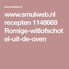 www.smulweb.nl recepten 1148669 Romige-witlofschotel-uit-de-oven
