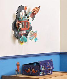 Litlle big room y djeco on pinterest kid spaces pop up for 3d zimmergestaltung