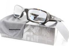 OAKLEY OO 9238-06 (4+1)² Polished Black Gray Polarized Sunglasses NWT AUTH #Oakley #Sport