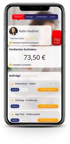 empfohlen.de · Geld verdienen als Online-Tester