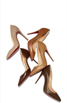Christian Louboutin's New Nudes Are Here