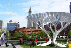 Treepods- the trees of tomorrow   wordlessTech