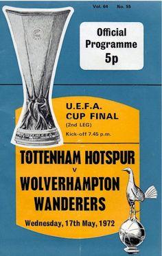 UEFA Cup final second leg