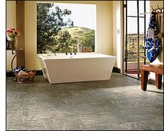 What You Don't Know About Luxury Vinyl Tile Flooring — There is a segment of the floor covering market that hasn't received the full attention it deserves.  Well it's time to share the features and benefits of luxury vinyl tile flooring (also referred to as LVT) and separate these unique products from the mix of other vinyl goods.