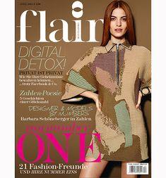 Die April Ausgabe von Flair ist ab dem 13. März am Kiosk wir zeigen Ihnen eine Vorschau vom Heft... http://www.flair-magazin.de/fashion/artikel/flair-im-april-2014-ein-blick-ins-heft.html