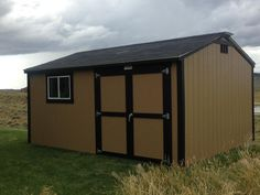 The Perfect Addition To The Landscape; A Tuff Shed Building! Country  LivingSheds