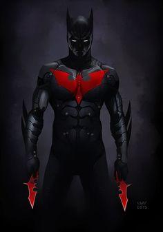Bat Man __ of future