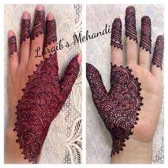 Laraib's mehndi design Finger Henna Designs, Mehndi Designs For Girls, Indian Mehndi Designs, Mehndi Designs 2018, Stylish Mehndi Designs, Mehndi Designs For Fingers, Wedding Mehndi Designs, Mehndi Design Pictures, Beautiful Mehndi Design
