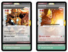 Fabian Balbinot - MagicJebb: Marvel Battle Scenes - escolha habilidades, suport...