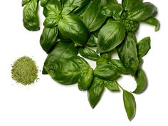 How to Make Basil Salt...I gave this for gifts last year...now they want more! It's Fabulous!! Thanks Food Network!