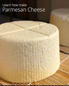 How to Make Homemade Parmesan Cheese