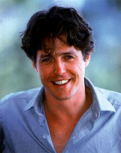 There's a lot of Hugh Grant in sweet, self-deprecating Will Hugh Grant Notting Hill, Notting Hill Movie, Emission Tv, Hollywood Gossip, Gary Oldman, Famous Men, Beautiful Celebrities, Male Celebrities, Good Looking Men