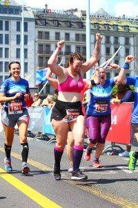 Marathon en relais d