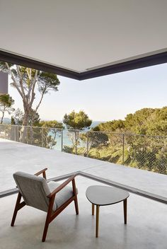 House in Costa Brava with views to the sea Pepe Gascón Arquitectura