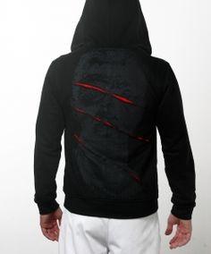 Black Zumbi Capoeira jacket for men at $70