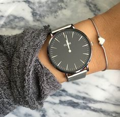 Armbänder - Filigranes Armband mit Herz - ein Designerstück von Rogarii bei DaWanda