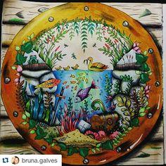 #Repost @bruna.galves ・・・ Maravilhoso 😍 -- Livro: Floresta Encantada -- Quer aparecer aqui também? Mande um direct ou use #florestaencantadainsta Quer nos ajudar a alcançar nossa meta? Marque seus amigos nos comentários que nos ajudariam bastante 😉👍👇 Conto com vocês -- #florestaencantadainsta #florestaencantada #jardimsecreto #secretgarden #esrarengizbahce #enchantedforest