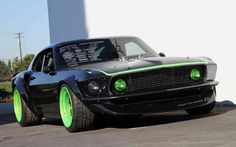 SEMA is one of the worlds biggest car shows, so no better place to debut the 2010 RTR-X Mustang. It's the Ultimate Street, Drift, Track Car car. Ford Mustang Boss, First Mustang, Shelby Mustang, Ford Mustangs, Ford Mustang Wallpaper, Automobile, Pt Cruiser, Sweet Cars, Us Cars
