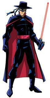 Traje Zorro Generación Z